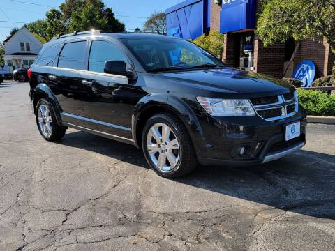 2012 Dodge Journey for sale at Mighty Motors in Adrian MI