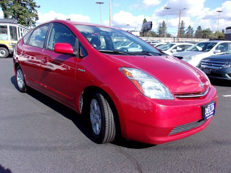 2007 Toyota Prius for sale at Delta Auto Sales in Milwaukie OR