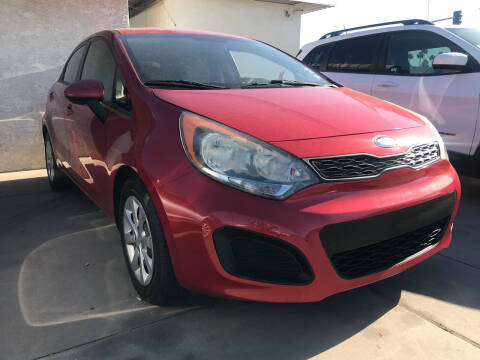 2013 Kia Rio 5-Door for sale at Town and Country Motors in Mesa AZ