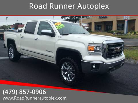 2014 GMC Sierra 1500 for sale at Road Runner Autoplex in Russellville AR