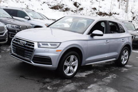 2019 Audi Q5 for sale at Automall Collection in Peabody MA