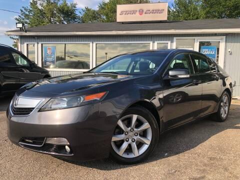 2012 Acura TL for sale at Star Cars LLC in Glen Burnie MD