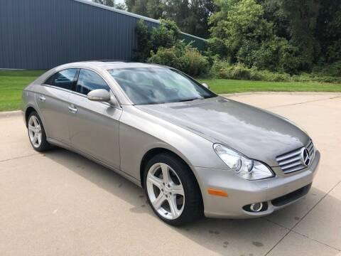 2006 Mercedes-Benz CLS for sale at Divine Auto Sales LLC in Omaha NE