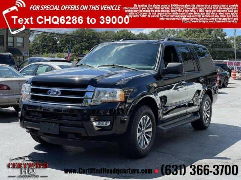 2017 Ford Expedition for sale at CERTIFIED HEADQUARTERS in Saint James NY