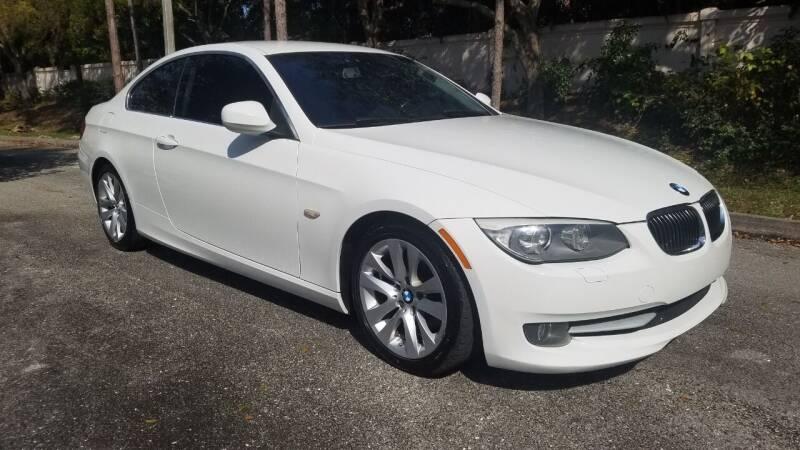 2012 BMW 3 Series for sale at DELRAY AUTO MALL in Delray Beach FL