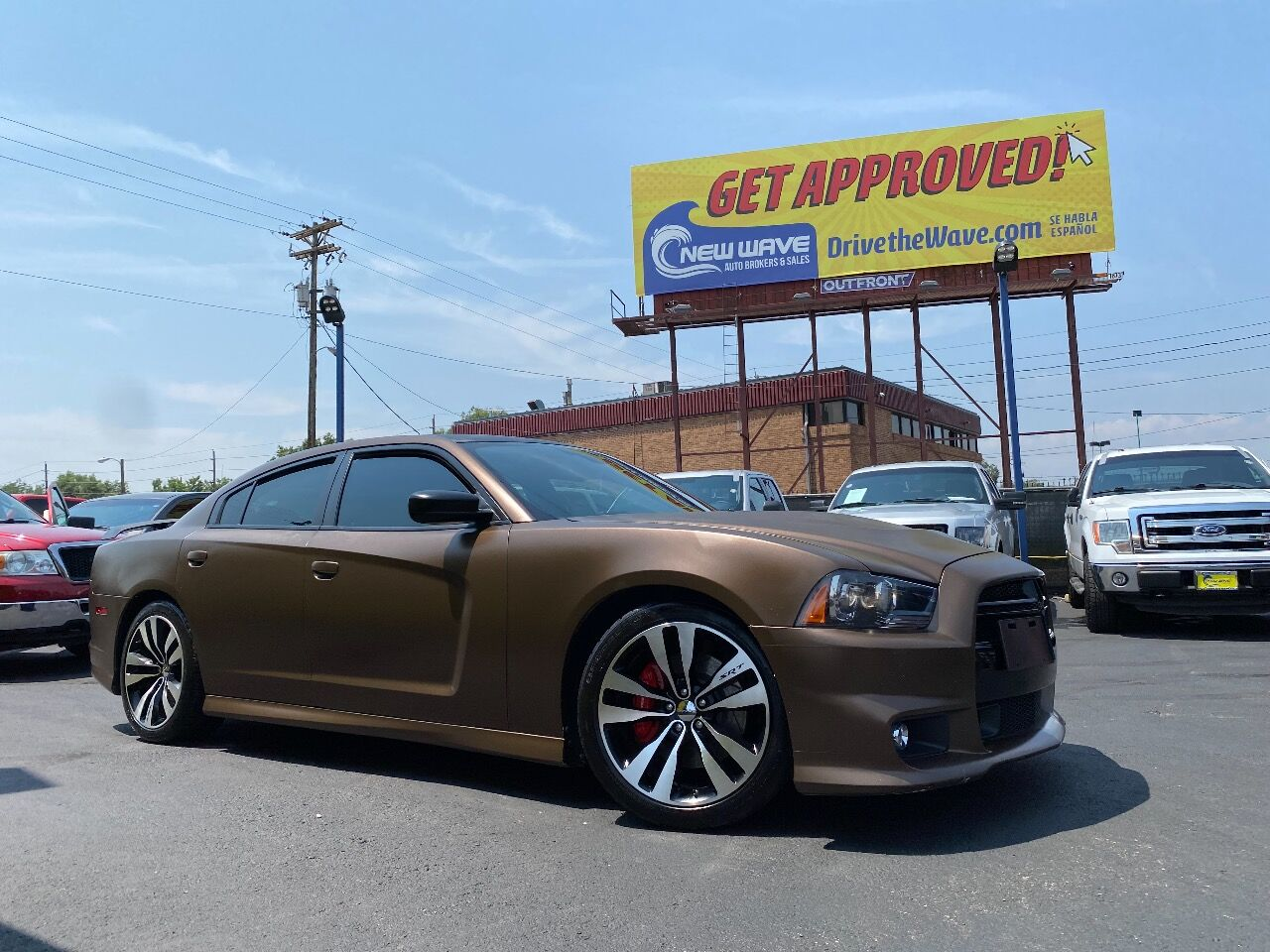 used 2013 Dodge Charger car