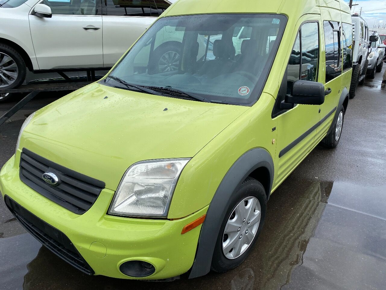 used 2013 Ford Transit Connect car, priced at $11,988