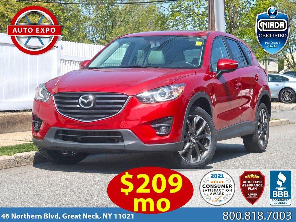 used 2016 Mazda CX-5 car, priced at $14,995