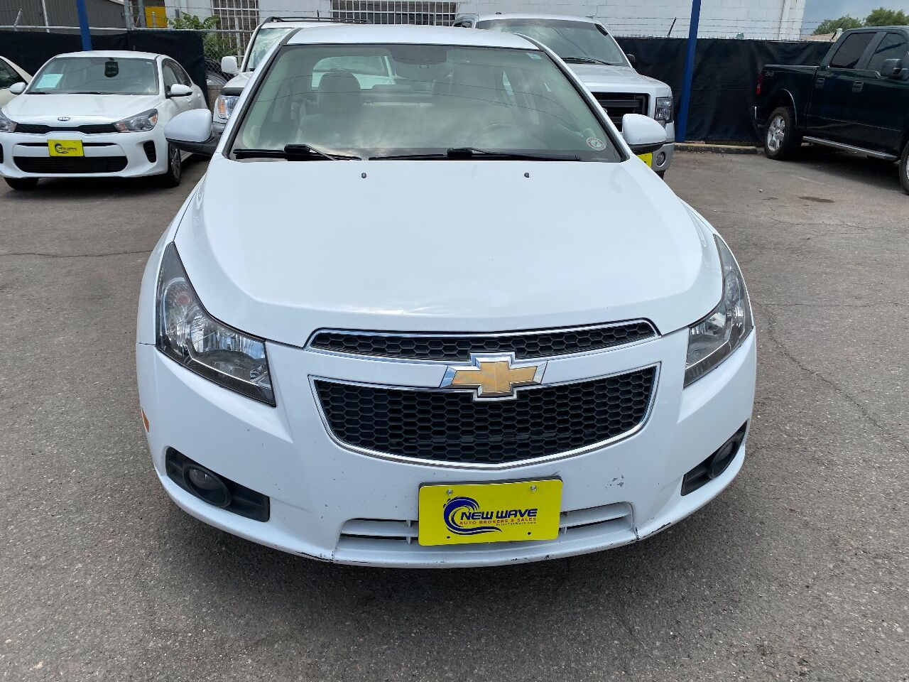 used 2014 Chevrolet Cruze car, priced at $12,288