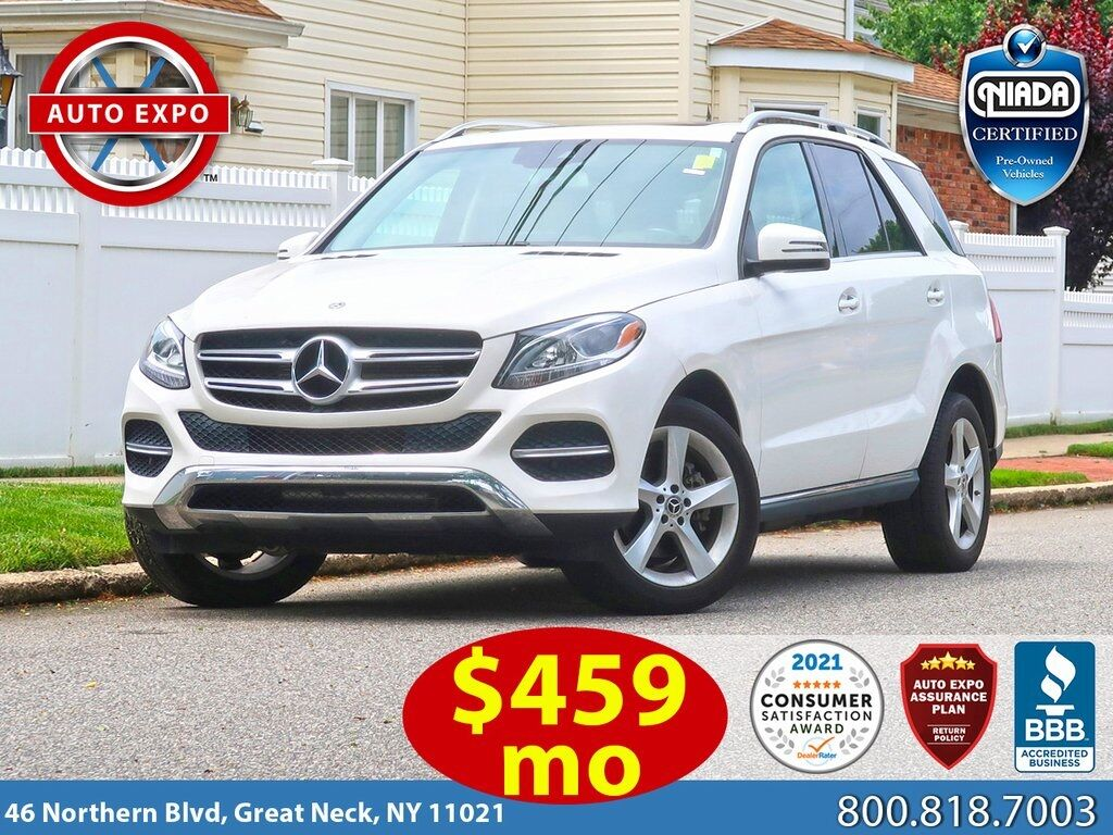 used 2019 Mercedes-Benz GLE car, priced at $39,995