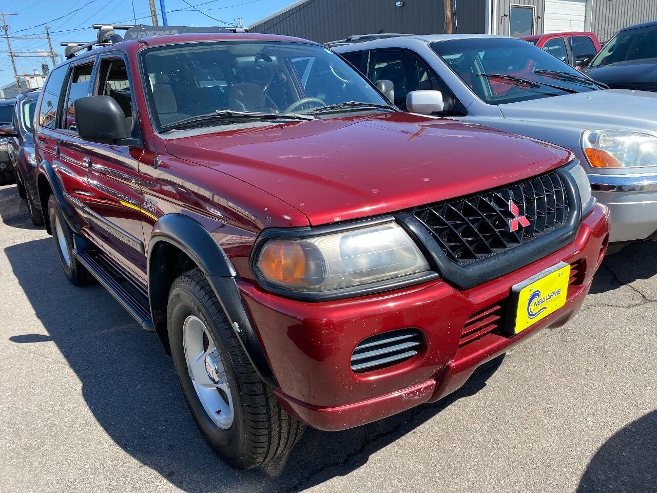 used 2001 Mitsubishi Montero Sport car, priced at $5,988