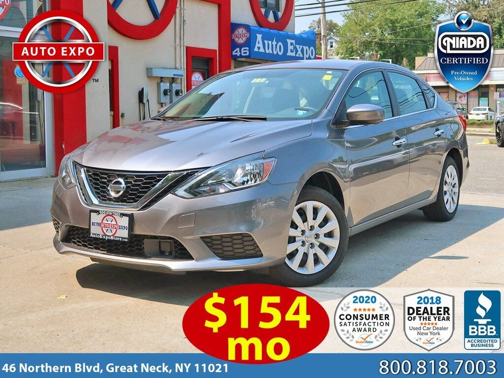 used 2019 Nissan Sentra car, priced at $12,295