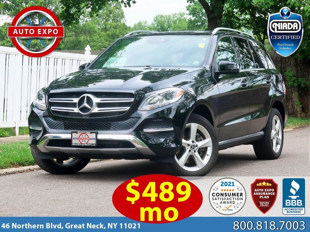 used 2019 Mercedes-Benz GLE car, priced at $42,995