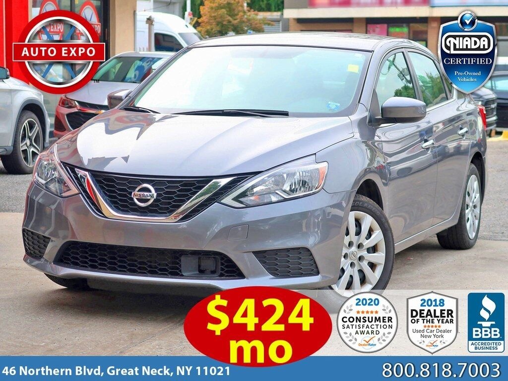 used 2019 Nissan Sentra car, priced at $11,595