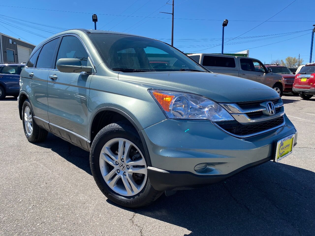used 2010 Honda CR-V car, priced at $10,688
